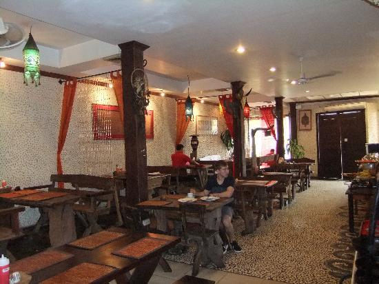 Inter Hotel: Restaurant