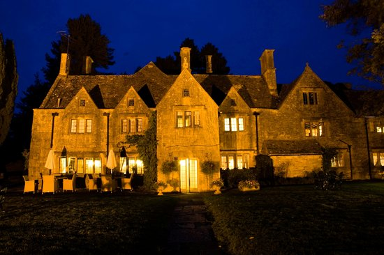Charingworth Manor: Charingworth at Night