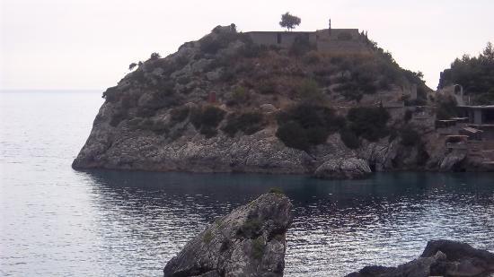 "City Hotel Tirana: Beside Himara Beach, ""Heaven"""
