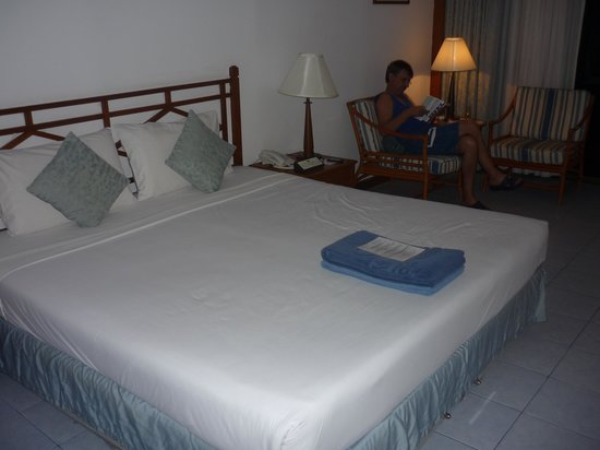 Amora Beach Resort: ruhige Lage