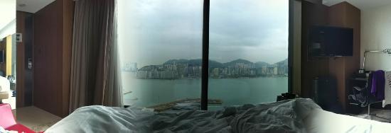 Hotel ICON : Blick vom Bett