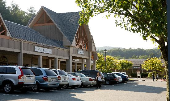 Tanger Outlets Blowing Rock