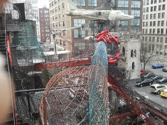 City Museum : View from the top