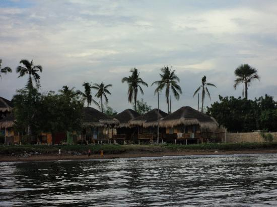 Liquid Dumaguete: resort from the water