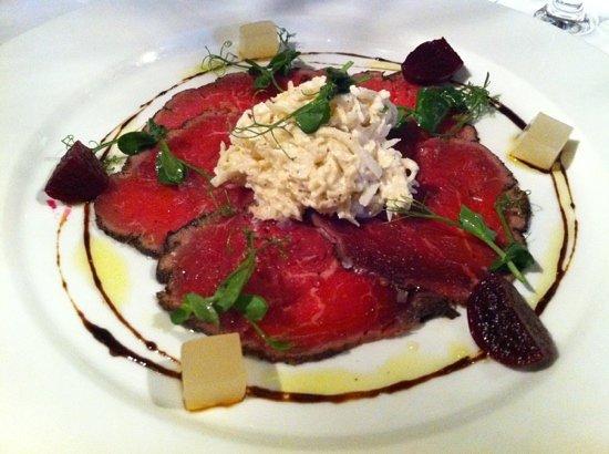NEDE Restaurant: Beef Starter - Yummy!