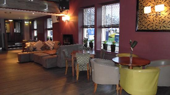 The Ferrands Arms: Welcoming and relaxing atmosphere