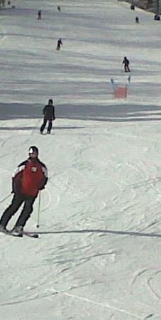 Tamarack Club: easy skiing = fun