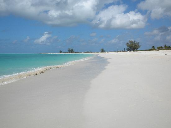 The Meridian Club Turks & Caicos : You basically have the beach to yourself