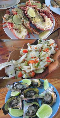 เวเนซุเอลา: Archipelago Los Roques - more lunch