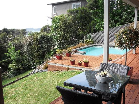 Decks of Paihia Luxury Bed and Breakfast: Paradise