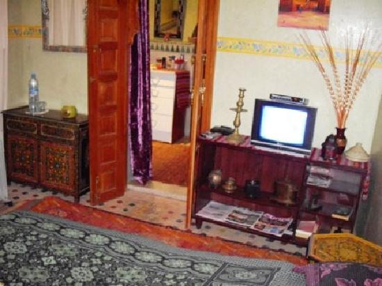 Riad Dubai: halima double room