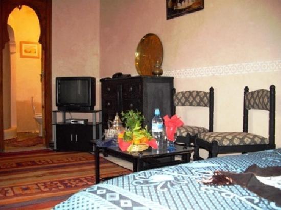 Riad Dubai: Wahiba room