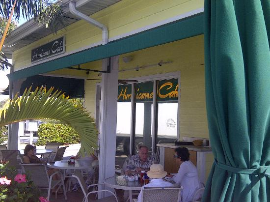 Hurricane Cafe : Small Place but top-notch!
