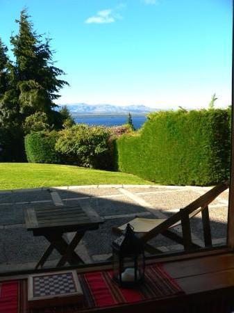 La Barraca Suites: Vista Jardin