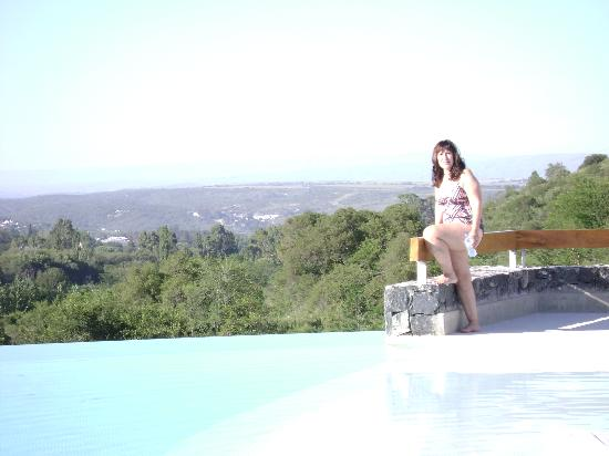 Tres Pircas Hotel & Spa: pileta exterior