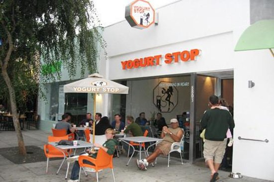 Photo of American Restaurant Yogurt stop at 8803 Santa Monica Blvd, West Hollywood, CA 90069, United States