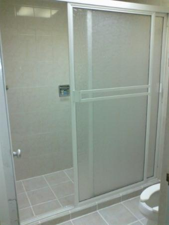 Hotel Fresno Galerias: Baño