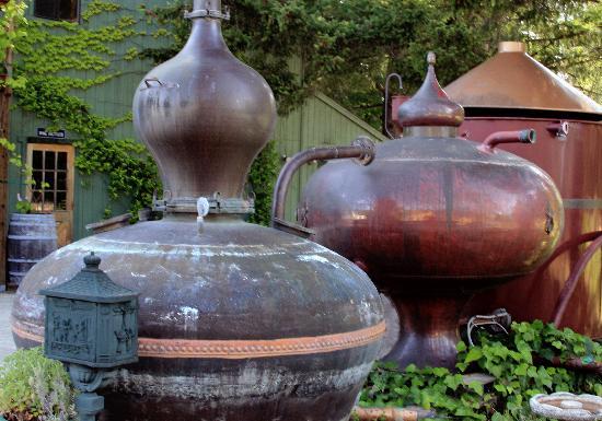 Charbay Winery & Distillery: Charbay Still House