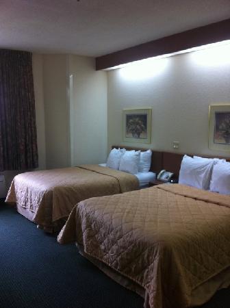 Sleep Inn : Double