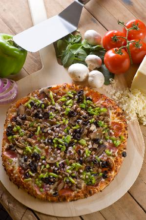Grand Country Resort: Papa Grands Pizza