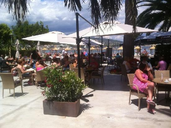 Gf beach house foto di godfather s restaurant palmanova - Home restaurant normativa ...