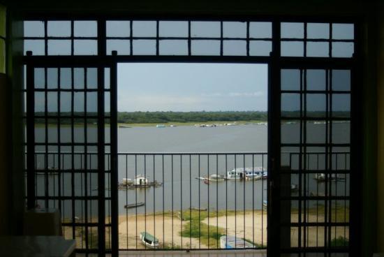Tefe, AM: Vista para o lago