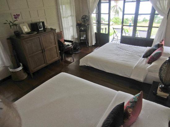 Shantaa Koh Kood: Our room