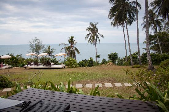 Shantaa Koh Kood: View from our room