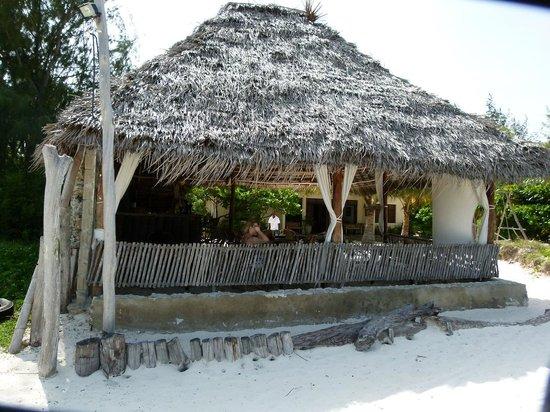Kilima Kidogo Guesthouse : THE bar