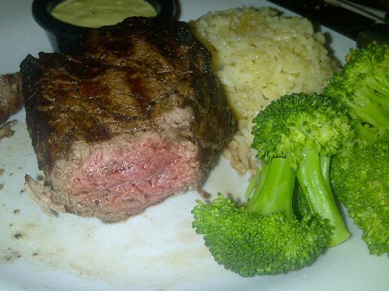 Okeechobee Steakhouse: It was tasty-no doubt!