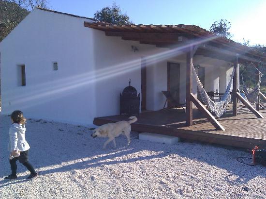 Quinta do Marvao: Eco-cabin