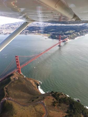 آن إن 2 ريميمبر: View from plane.