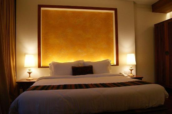 Le Palais Juliana: Room