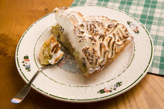 Wistub Brenner: Goûter nos tartes de saison !