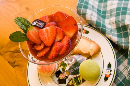 Wistub Brenner : Et nos desserts du marché