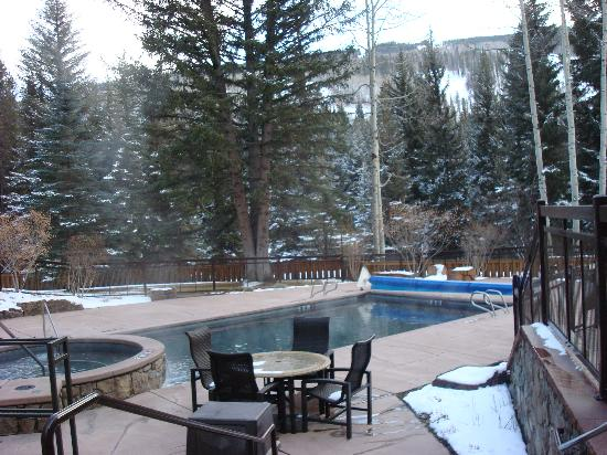 Lodge at Lionshead: Hot Tub and Pool