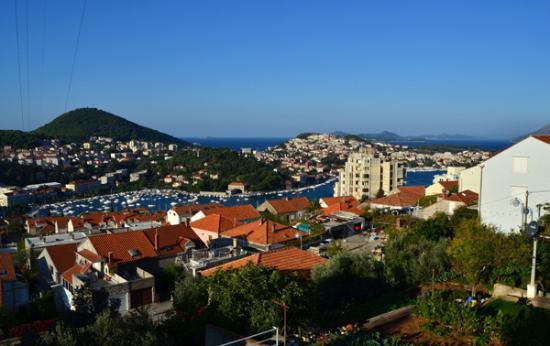 Villa Ivan: Daytime view