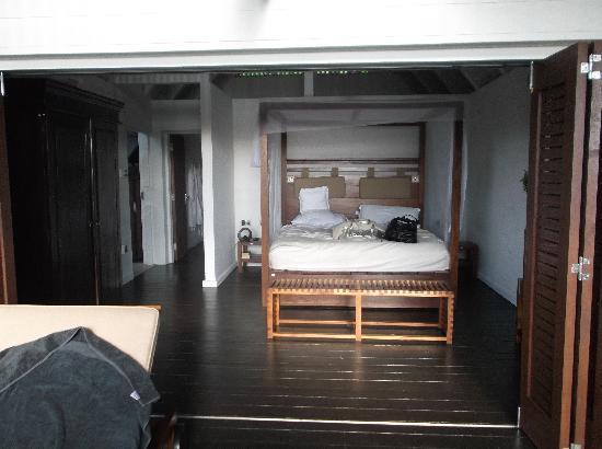 Boucan by Hotel Chocolat: luxe pod bedroom