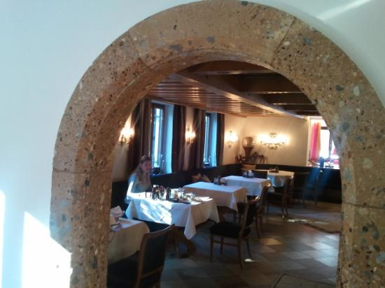 Hotel Hinterwies : Breakfast