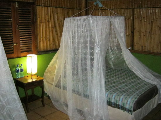 San Simian Eco Lodge: bedroom