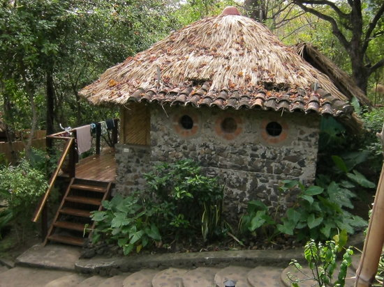 San Simian Eco Lodge: cabin