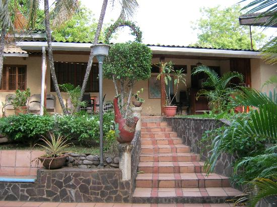 Managua Hills Bed and Breakfast: Garden