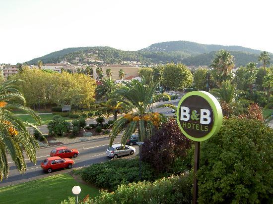 B&B Hyères : verkehrsgünstig...