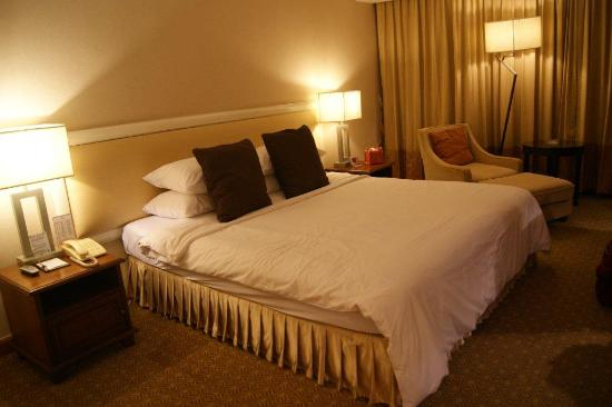 Lao Plaza Hotel: Room