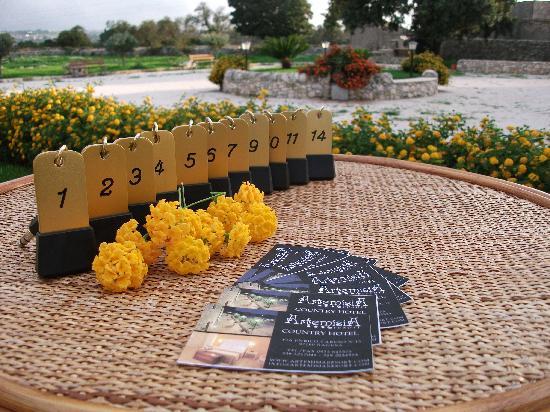 Artemisia Resort: Le camere