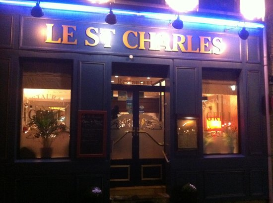 Le St Charles : LE st. Charles