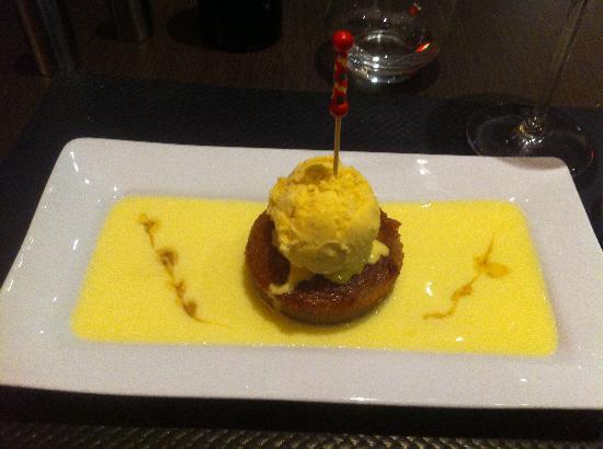 Le St Charles: Dessert