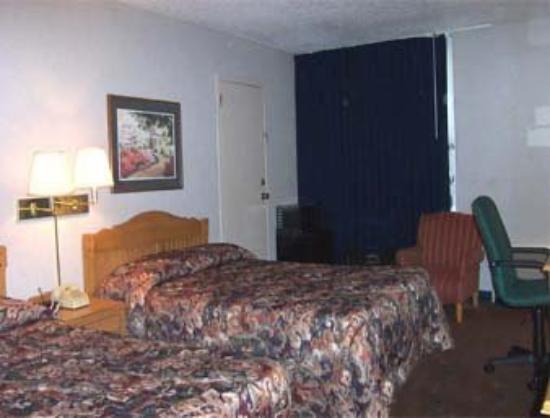 Knights Inn Nashville : Guest Room 2 Beds