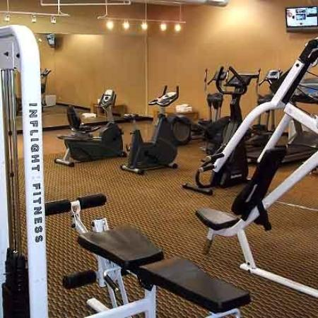 The Timbers Hotel: Fitness Center