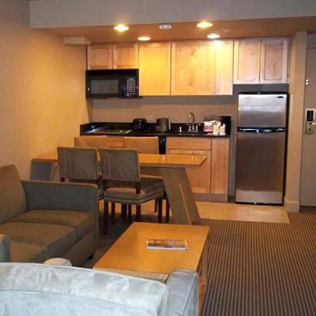 The Timbers Hotel: Suite